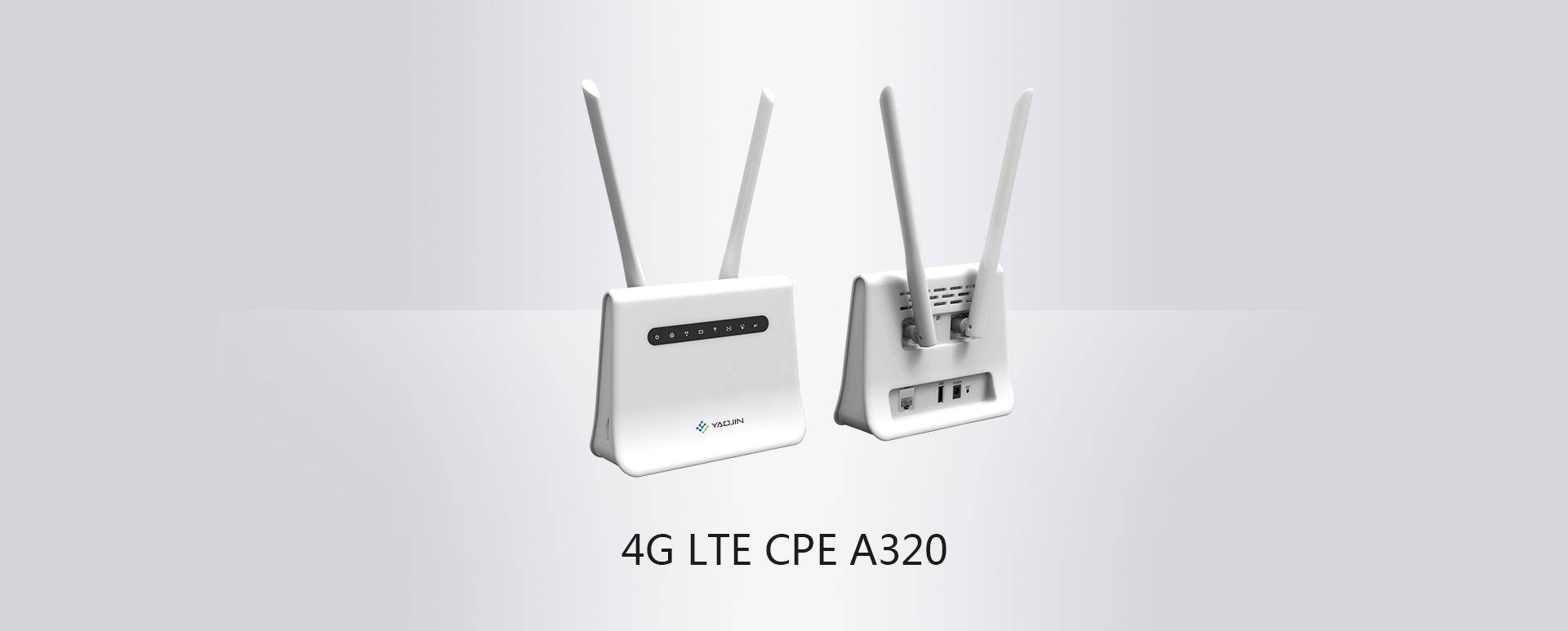 4G LTE CPE A320