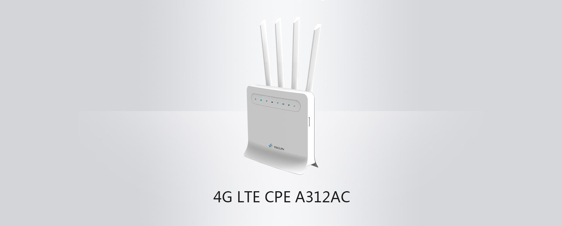 4G LTE CPE A312AC