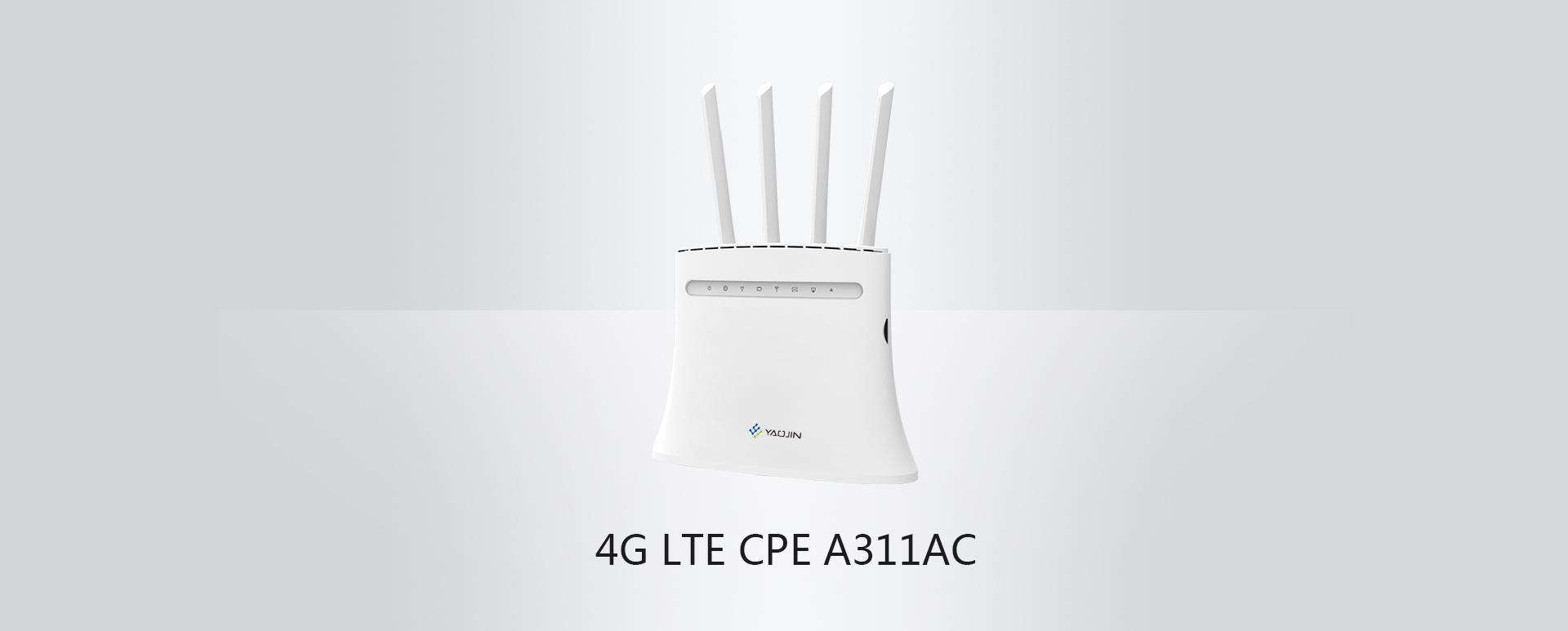 4G LTE CPE A311AC